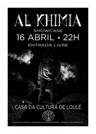 cartaz AL-KHIMIA