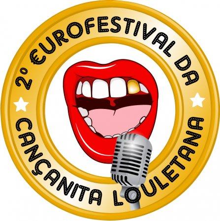 logo 2º €uro Festival da Cançanita Louletana
