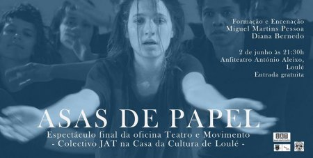 ASAS DE PAPEL TEATRO