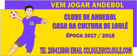 banner Andebol CCL 2017/18