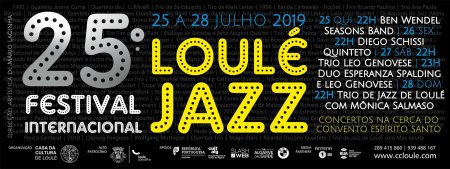 banner Festival internacional de Jazz de loulé 2019