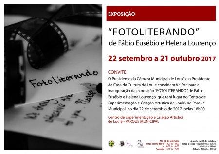 convite Fotoliterando