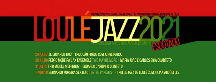 26º Loulé Jazz Esgotado