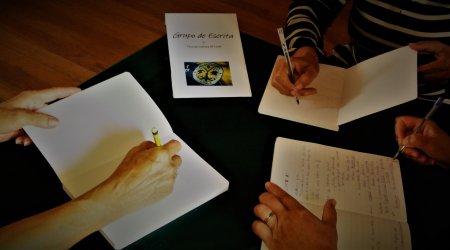 3 Enconto Grupo de escrita da CC Loulé