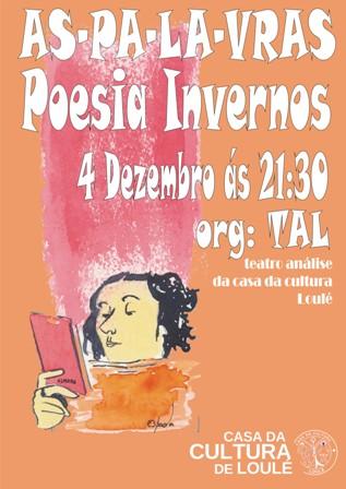 cartaz AS-Pa-la-vras