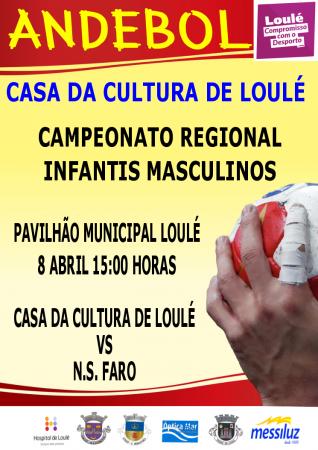 Andebol Casa da Cultura de Loulé