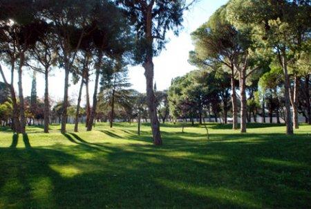 Parque Municipal de Loulé - foto por Mira