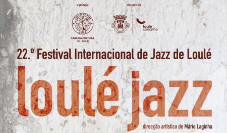 Banner 22º Festival Jazz de Loulé