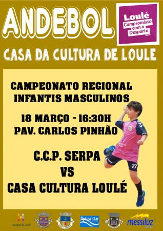 Andebol Casa Cultura Loulé