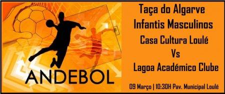 C.C.L Vs L.A.C. 09 Março 10:30H Pav. Municipal Loulé