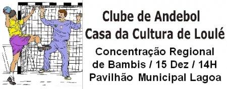 15 Dez. 14H pavilhão Municipal de Lagoa