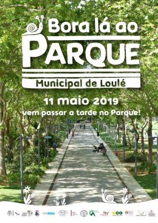 CARTAZ BORA LÁ AO PARQUE 2019