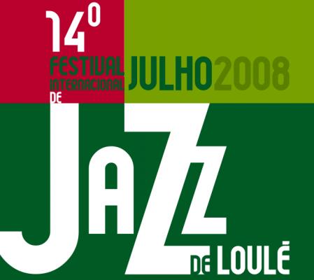 Cartaz do XIV Festival Internacional de Jazz de Loulé