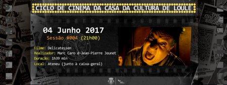 Ciclo de Cinema C.C.L. Sessão 004