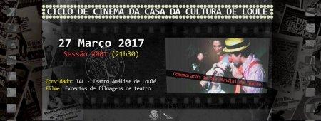 cartaz ciclo de cinema CCL sessão 1