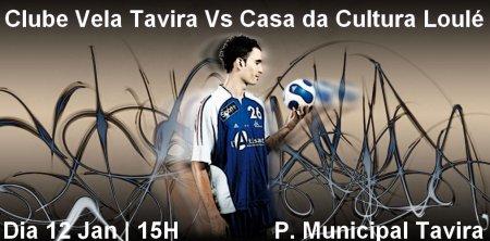 CVT VS CCL 12 Janeiro 15h Pav. M. Tavira