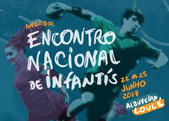 Andebol - Nacional de infantis masculinos 2017