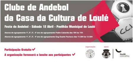 festa do andebol