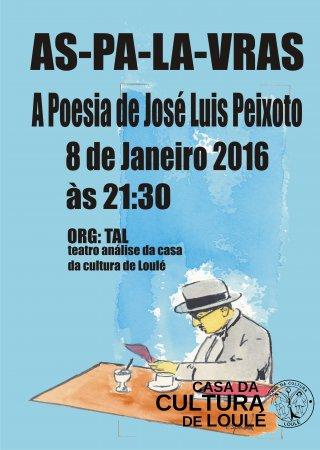 cartaz as-pa-la-vras joseluispeixoto