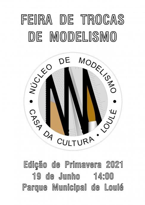 FEIRA DE TROCAS - MODELISMO - 19 jun 14H Parque Mun. Loulé