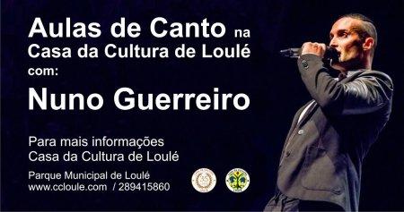 banner aulas Nuno Guerreiro