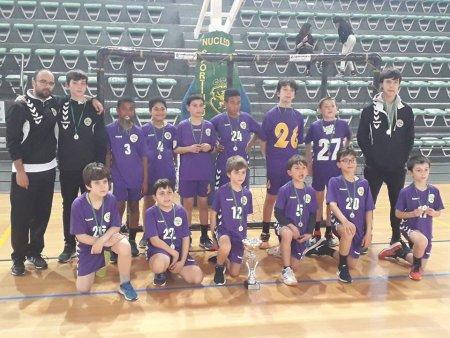 foto equipa cc loule - torneio NS FAro 2019